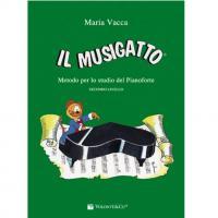 Vacca Il musigatto Metodo per lo studio del Pianoforte SECONDO LIVELLO - Volontè & Co