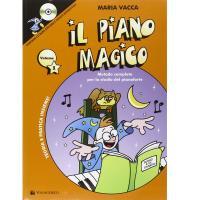 Vacca Il Piano Magico Metodo completo per lo studio del pianoforte - Volontè & Co