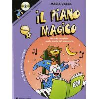 Vacca Il Piano Magico Volume 2 Metodo completo per lo studio del pianoforte - Volontè & Co