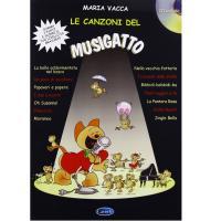 Vacca Le canzoni del Musigatto - Carisch