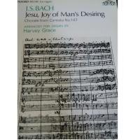 Bach Jesu,Joy of Man's Desiring For Organ (Grace)