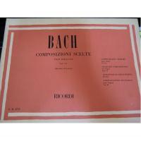 Bach composizioni scelte per organo Vol. III (Matthey-Ferrari) - Ricordi