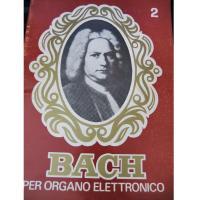 Bach per organo elettronico 2 - Bèrben