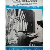 Cocchini Cinque Classici trascritti per organo elettronico da Dino Cocchini