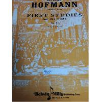 Hofmann First studies for the viola Op. 86 Urtext Edition - Belwin Mills