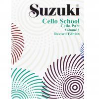 Suzuki Cello School Cello Part Volume 1 Revised Edition - Volontè & Co
