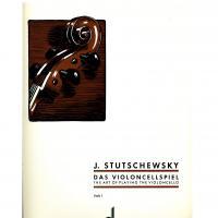 Stutschewsky The art of playng the violoncello Heft 1 - Schott
