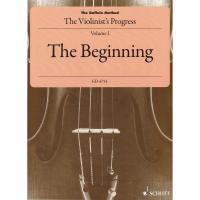 The Doflein Method Volume I The Beginning - Schott