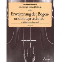 Erweiterung der Bogen und Fingertechnik ED2204 Heft 4 - Schott