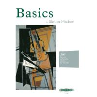 Fischer Basics 300 exercises and practice routines for the violin - Edition Peters