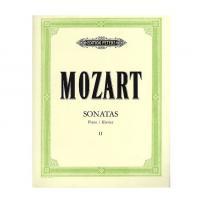 Mozart Sonaten II Klavier und Violine - Edition Peters