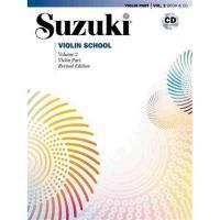 Suzuki Violin School Volume 2 Revised Edition - Volontè & Co
