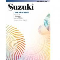 Suzuki Violin School Volume 4 Revised Edition - Volontè & Co