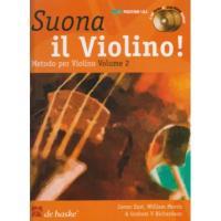 Suona il Violino! Metodo per Violino Volume 2 - De haske