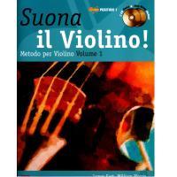 Suona il Violino! Metodo per Violino Volume 1 - De haske
