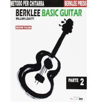 Metodo per chitarra Berklee Basic Guitar William Leavitt Parte 2