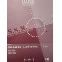 Lizard Scuola superiore di musica Chitarra Elettrica 3-4 - Hard Rock  - Heavy Metal - Ricordi