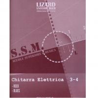 Lizard Scuola superiore di musica Chitarra Elettrica 3- 4 - Rock - Blues - Ricordi
