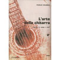 Paolo Muggia L' arte della chitarra Raccolta di sonate e studi 2° - Zanibon
