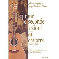 Le prime e seconde lezioni di chitarra di Julio S. Sagreras - Ricordi