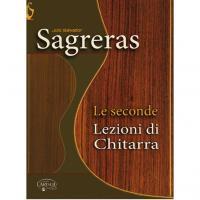 Sagreras Le seconde lezioni di Chitarra - Carisch