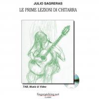 Sagreras Le prime lezioni di chitarra - fingerpicking.net CLASSIC