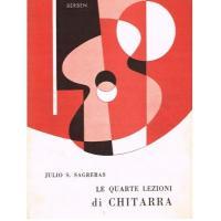 Sagreras Le quarte lezioni di CHITARRA - Bèrben