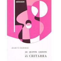 Sagreras Le quinte lezioni di CHITARRA - Bèrben