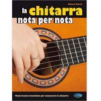 Mauro Storti La chitarra nota per nota - Carish
