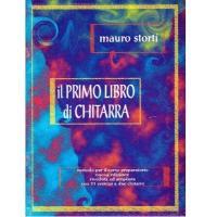 Mauro Storti il PRIMO LIBRO di CHITARRA - Carisch