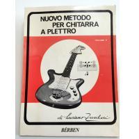 Nuovo metodo per chitarra a plettro Volume 1° - Bèrben
