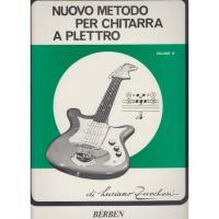 Nuovo Metodo per chitarra a plettro Volume 3° - Bèrben