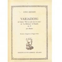 Luigi Legnani Variazioni sul duetto