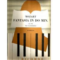 Mozart Fantasia in Do Minore K. 475 - Ricordi
