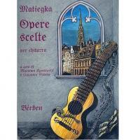 Matiegka Opere scelte per chitarra - Bèrben