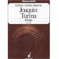 Joaquin Turina Ràfaga GA 128 - Schott