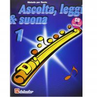 Metodo per flauto Ascolta, leggi & suona 1 - Dehaske