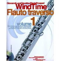 WindTime Flauto traverso volume 1 - Carisch