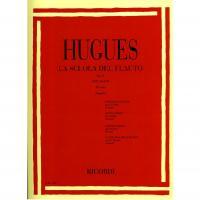 Hugues La scuola del flauto Op. 51 per 2 Flauti II Grado (Veggetti) - Ricordi