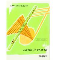 Giovanni Gatti INVITO AL FLAUTO - Bèrben