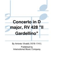 Vivaldi Concerto in D major