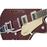 Gretsch G5622T Electromatic Spruce Center Block Walnut - Set Up Incluso Chitarra Elettrica Semi-Acustica