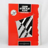Wastall Learn as you play flute - Boosey & Hawkes