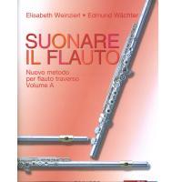 Suonare il flauto Nuovo metodo per flauto traverso Volume A - Ricordi