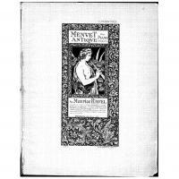 Menuet Antique par Maurice Ravel Piano