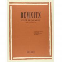 Demnitz Studi Elementari per clarinetto (Garbarino) - Ricordi