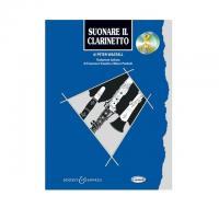 Wastall Suonare il clarinetto 2 CD inclusi - Boosey & Hawkes Carisch