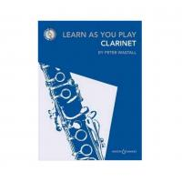 Wastall Learn as you play Clarinet - Boosey & Hawkes
