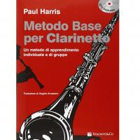 Paul Harris Metodo Base per Clarinetto - Volontè & Co