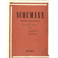 Schumann Pezzi Fantastici Op. 73 per clarinetto e pianoforte (Garbarino) - Ricordo